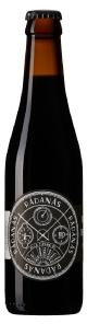 Flaska av Rådanäs Black IPA